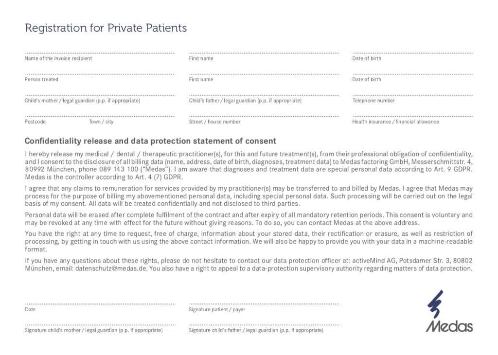 MED 18 001 008 Consentement du patient 2019 FR