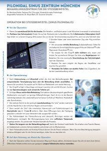 Лечение Пилонидальсинус Германия 2020